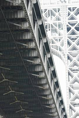 Photograph - George Washington Bridge by Christopher Kirby