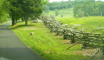 Photograph - Gettysburg by Raymond Earley