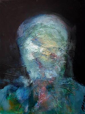 Ghost Of A Clown Original by Paul Edmondson