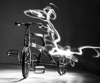Photograph - Ghost Rider by Susan Stone