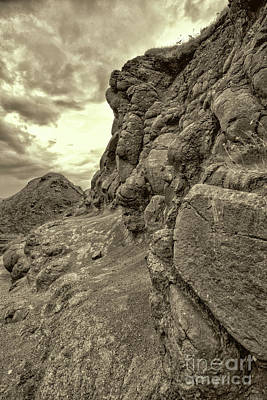 Photograph - Giants Causeway In Northern Ireland United Kingdom by Vizual Studio