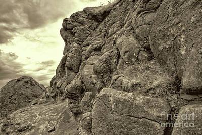 Photograph - Giants Causeway Northern Ireland United Kingdom by Vizual Studio