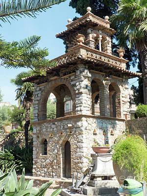 Photograph - Giardini Della Villa Comunale by Rod Jones
