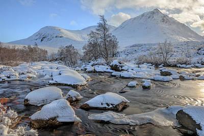 Photograph - Glen Etive - Scotland by Joana Kruse