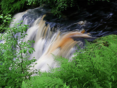 Photograph - Glenariff River by Colin Clarke