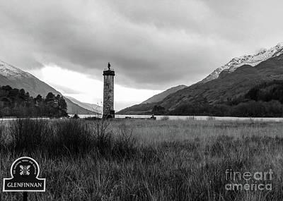 Nirvana - Glenfinnan and Loch Shiel by SnapHound Photography