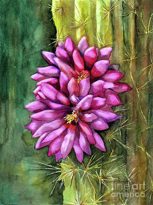 Painting - Glory Of Morning by Pamela Shearer