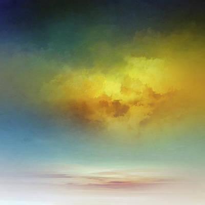 Impressionism Mixed Media - Glow by Lonnie Christopher