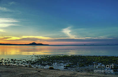 Photograph - Glowing Sky by Michelle Meenawong
