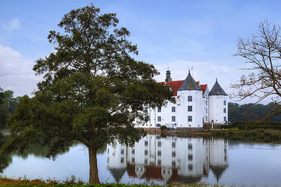 Gluecksburg Castle - Germany Art Print