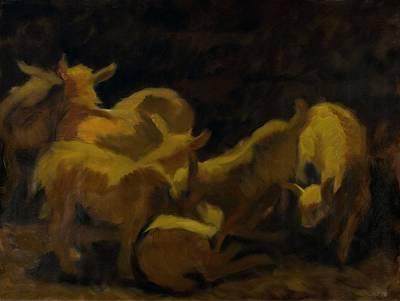 Safari - Goats by Robert Nizamov