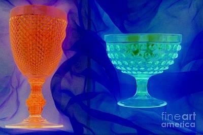 Photograph - Goblet Series by Tamarra Tamarra