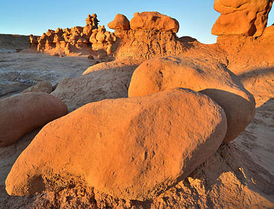 Photograph - Goblin Valley State Park by Ray Mathis