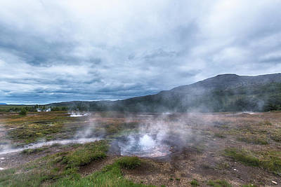 Golden Circle Photograph - Golden Circle - Iceland by Joana Kruse