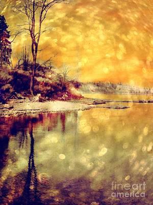 Photograph - Golden Days by Tara Turner