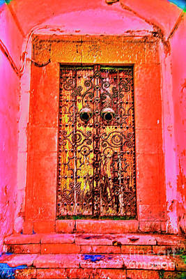 Photograph - Golden Door by Rick Bragan