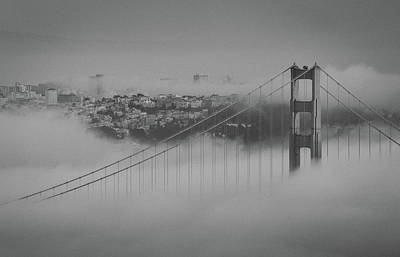 Photograph - Golden Gate by Francesco Emanuele Carucci