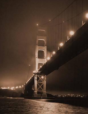 Photograph - Golden Gate by Joe Fernandez