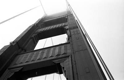 Golden Gate Tower 2 Art Print