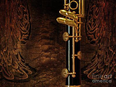 Photograph - Golden Keys by John Anderson