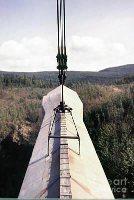 Photograph - Goldstream Dredge No. 8 Alaska 1970 by California Views Archives Mr Pat Hathaway Archives