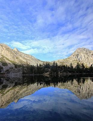 Photograph - Good Morning Eagle Lake by Sean Sarsfield