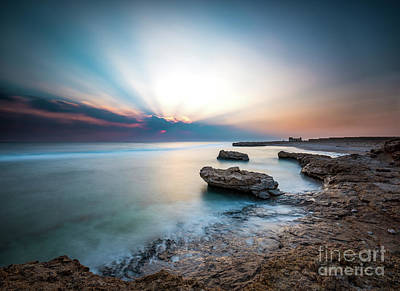 Photograph - Good Morning Red Sea by Hannes Cmarits
