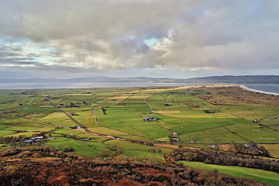Photograph - Gortmore Viewpoint, Northern Ireland. by Colin Clarke