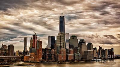Photograph - Gotham City by Alissa Beth Photography