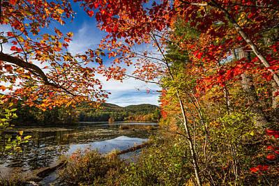 Photograph - Grafton, New Hampshire by Robert Clifford