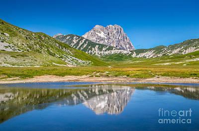 Landscape Photograph - Gran Sasso D'italia by JR Photography