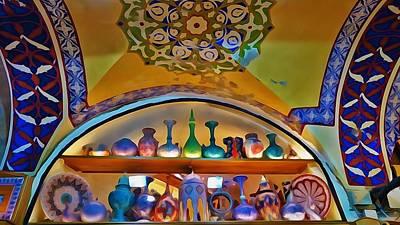 Photograph - Grand Bazaar Istanbul by Lisa Dunn