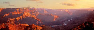 Grand Canyon Photograph - Grand Canyon, Arizona, Usa by Panoramic Images