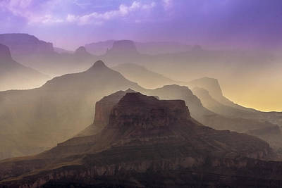 Photograph - Grand Canyon Color by Kathleen McGinley