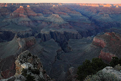 Photograph - Grand Canyon National Park At Sunset by Pierre Leclerc Photography