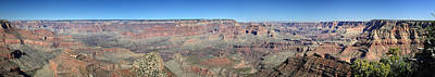 Photograph - Grand Canyon National Park Panorama by Pierre Leclerc Photography