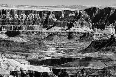 Photograph - Grand Canyon by Waterdancer