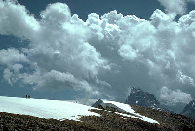 Photograph - Grand Teton by John Farley