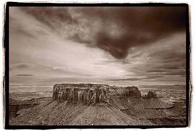 Grandview Canyonlands National Park Utah Print by Steve Gadomski