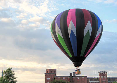 Photograph - Great Falls Balloon Festival  by Janice Drew
