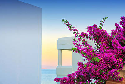 Greece 3  Art Print