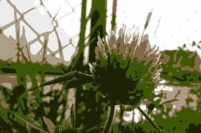 Green Digital Art - Green by Kumiko Izumi