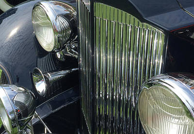 Photograph - Grill by Mark Alesse