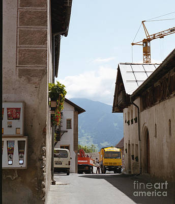 Photograph - Grins Austria by John Bowers