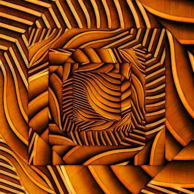 Digital Art - Groovy by Ron Bissett