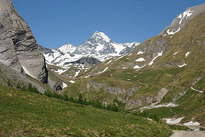Photograph - Grossglockner by Olaf Christian