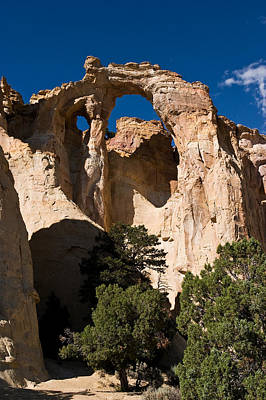 Grosvenor Arch Art Print by James Marvin Phelps