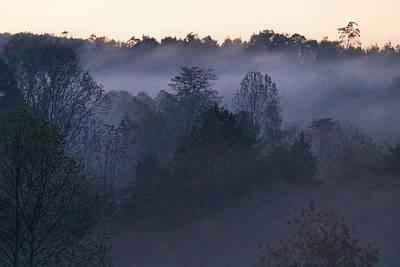 Photograph - Ground Fog by Kathryn Meyer
