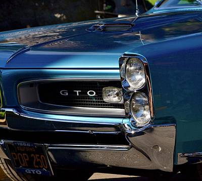 Photograph - Gto Detail by Dean Ferreira
