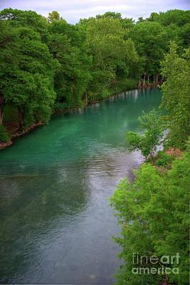 Photograph - Guadeloupe River by Kelly Wade